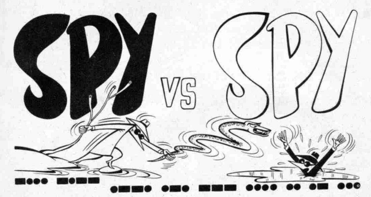 Le spie rivali di Spy vs Spy