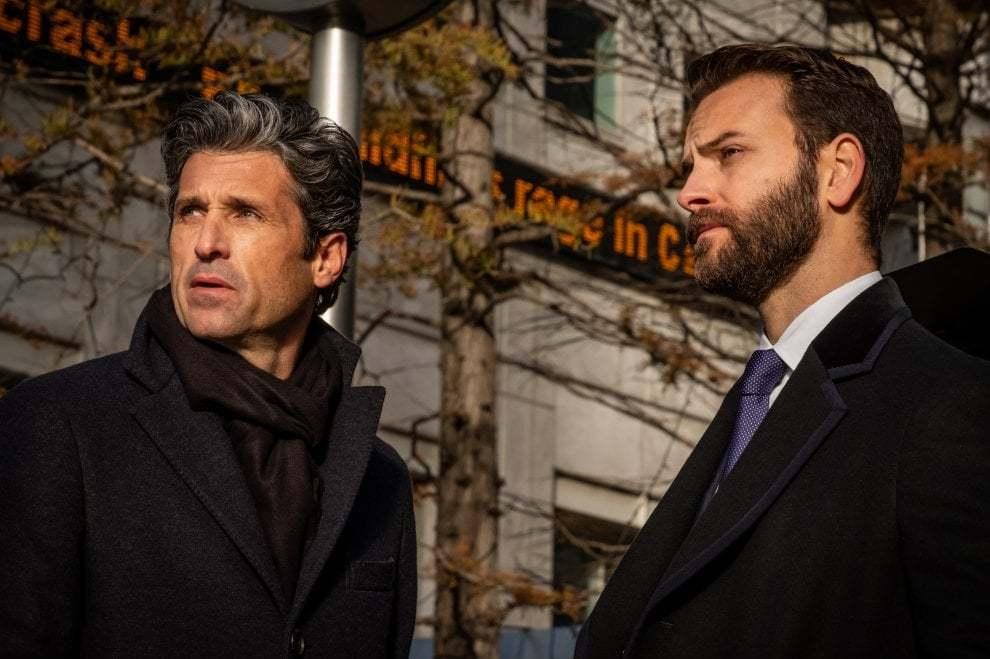 Patrick Dempsey e Alessandro Borghi