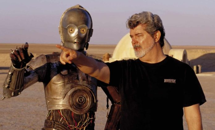 Buon compleanno George Lucas