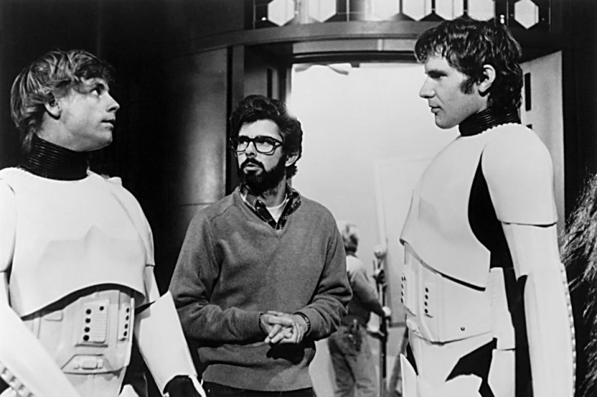 Star Wars - Una nuova speranza: il backstage