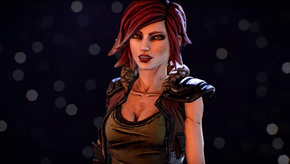 Lilith, protagonista del videogame Borderlands