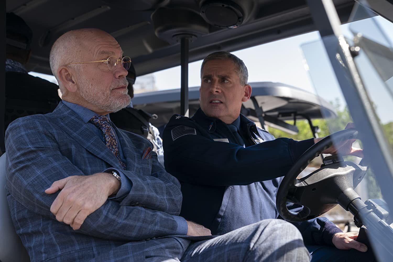 Steve Carell e John Malkovich