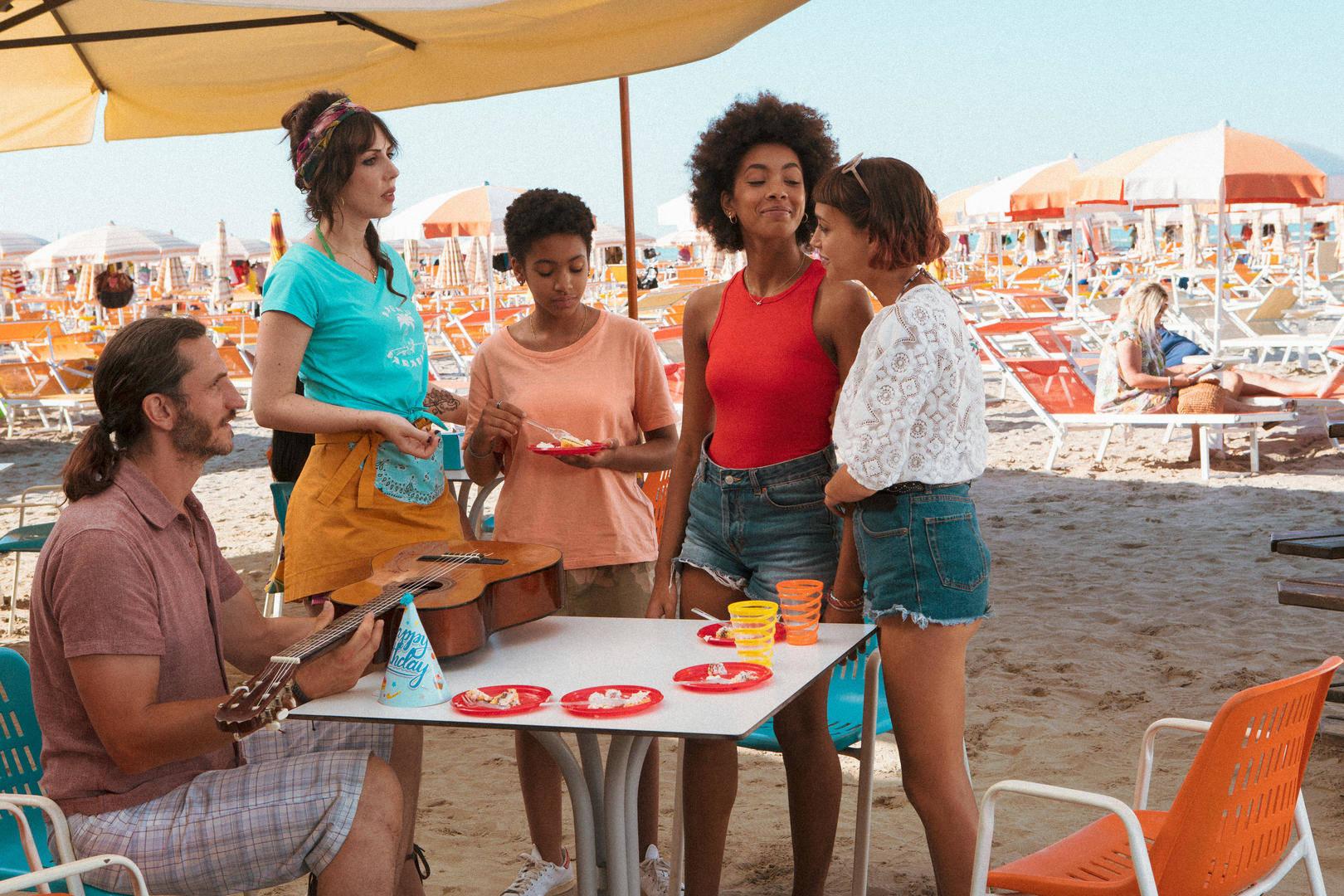 Summertime recensione serie TV Netflix