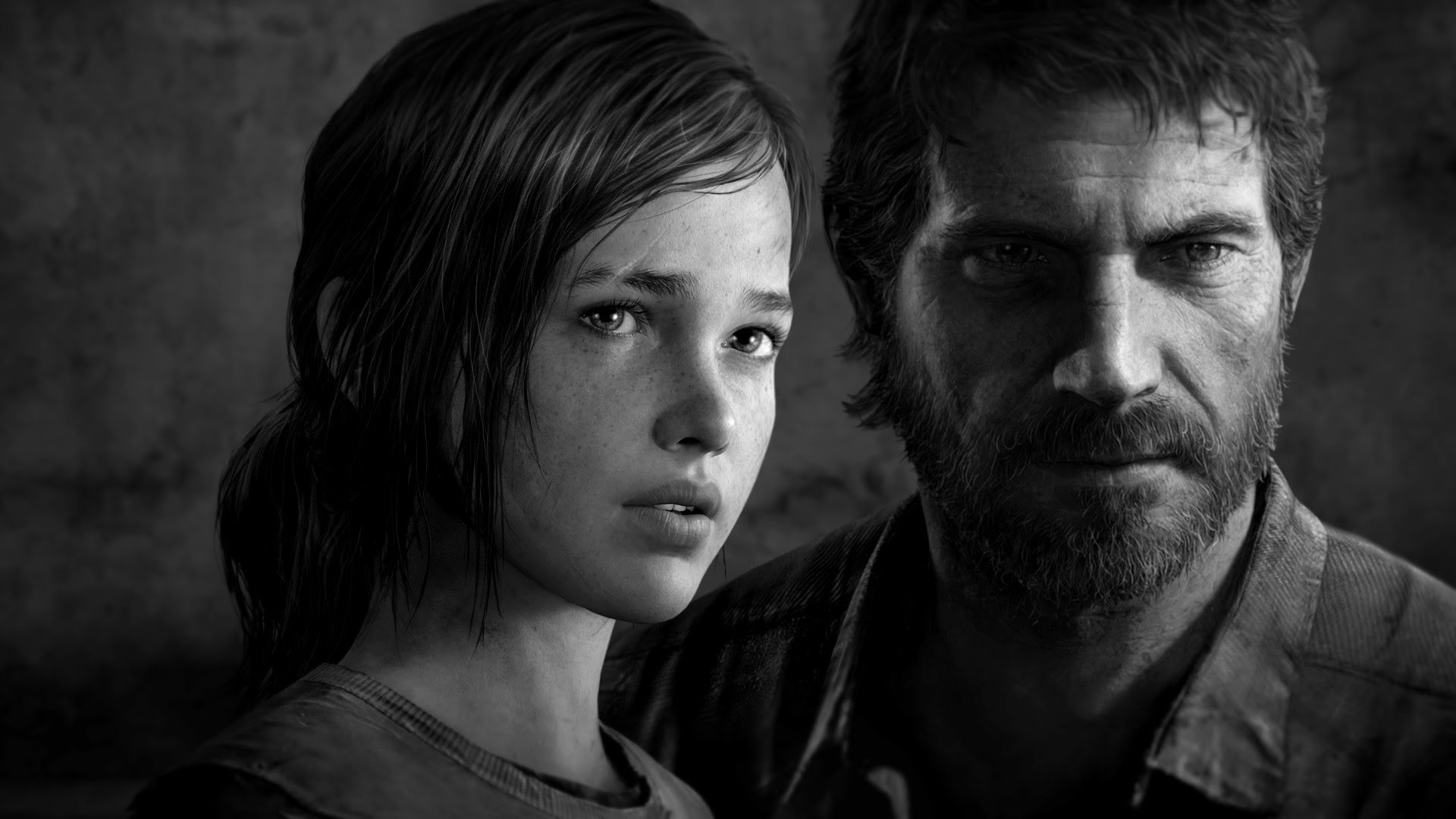 Ellie e Joel in The Last of Us