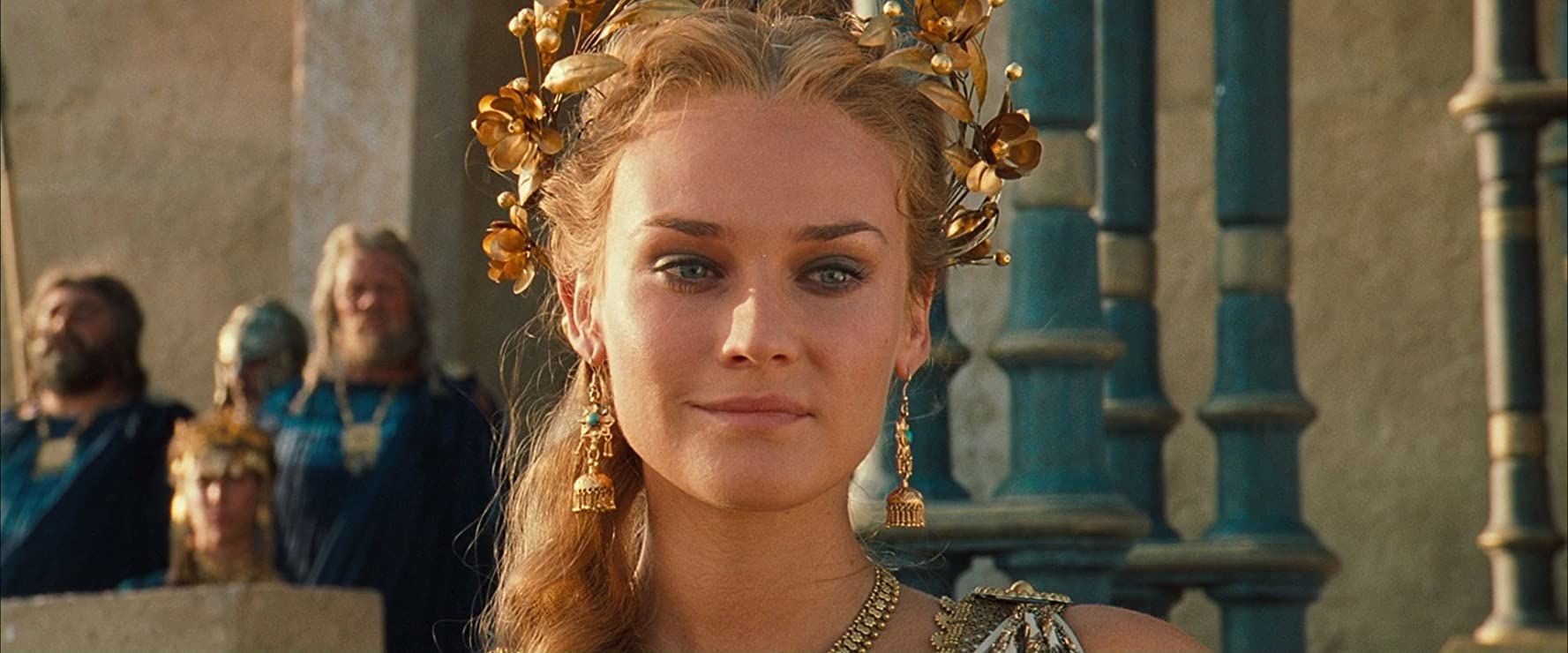 Diane Kruger in Troy