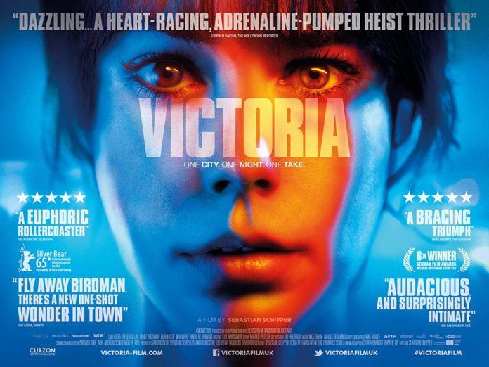 Victoria recensione film