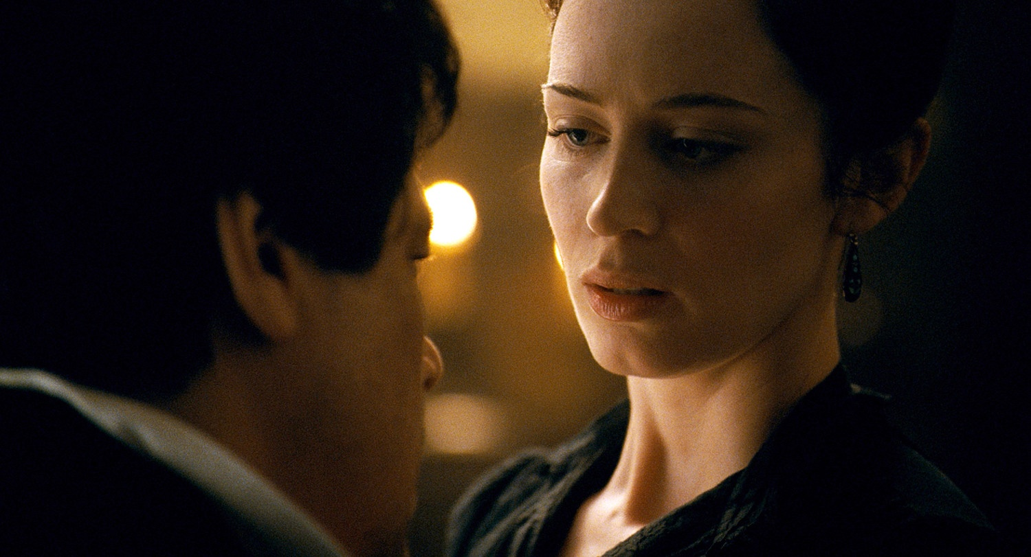 Emily Blunt in Wolfman
