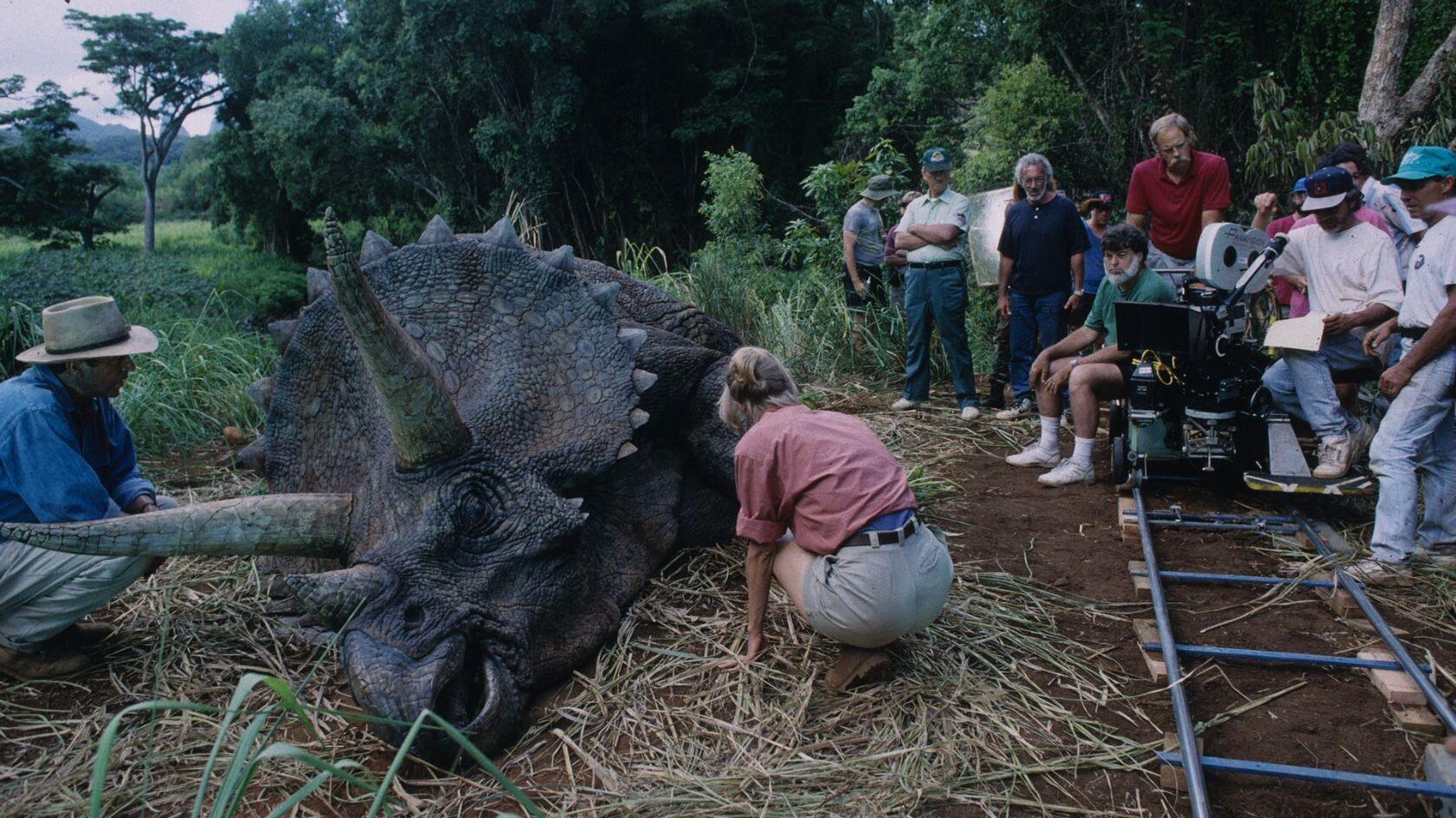 Jurassic Park anniversario