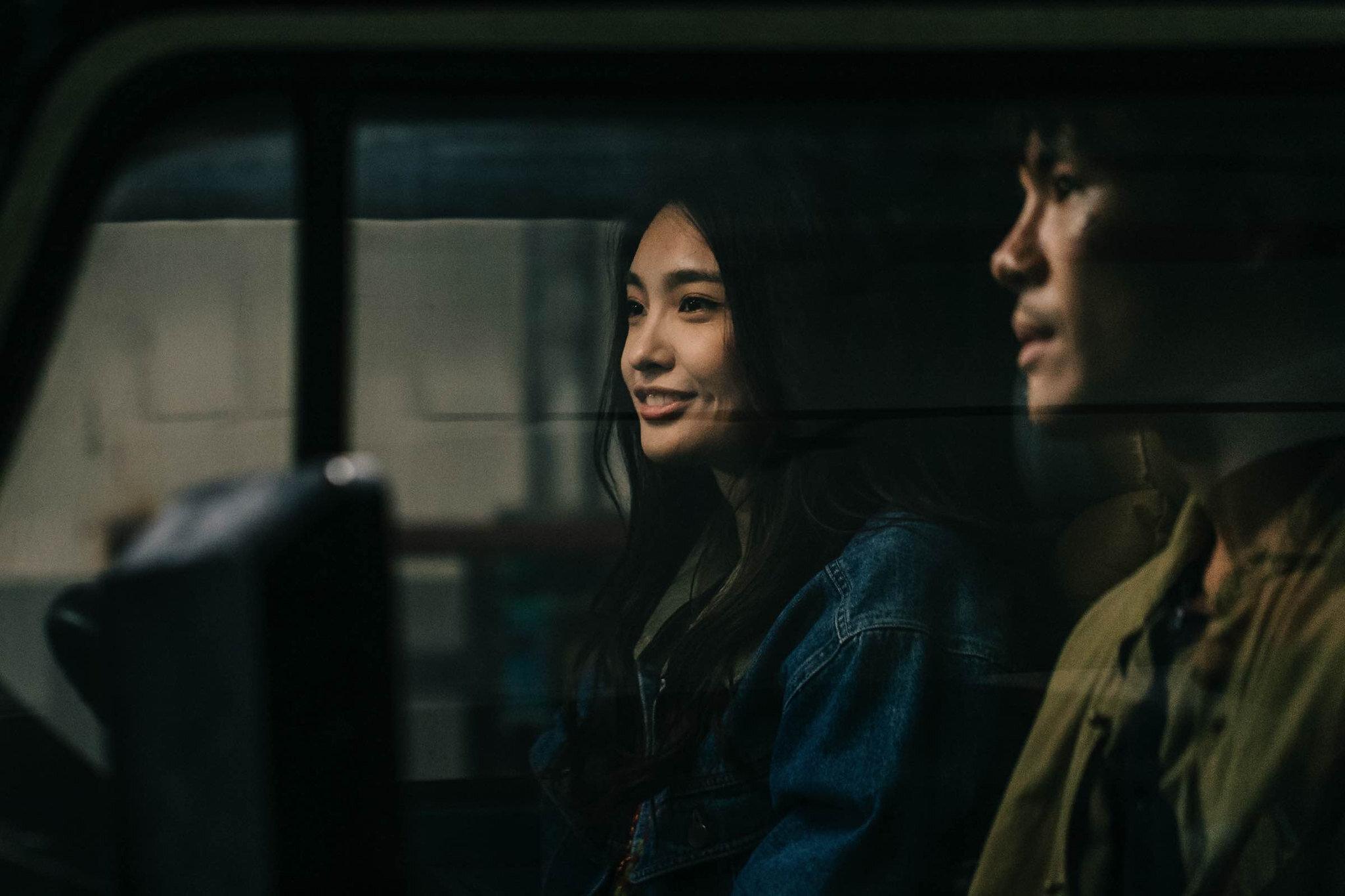 Keru Wang e Jacky Heung