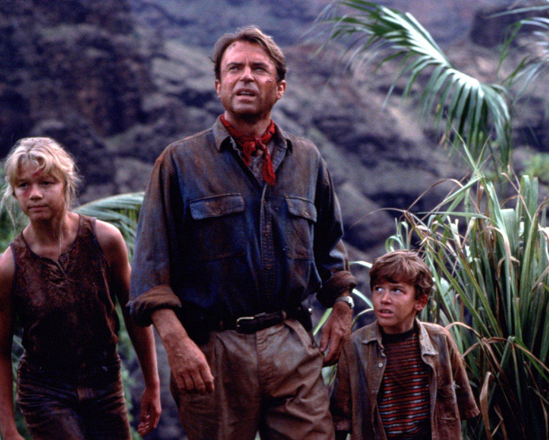Jurassic Park compie 27 anni