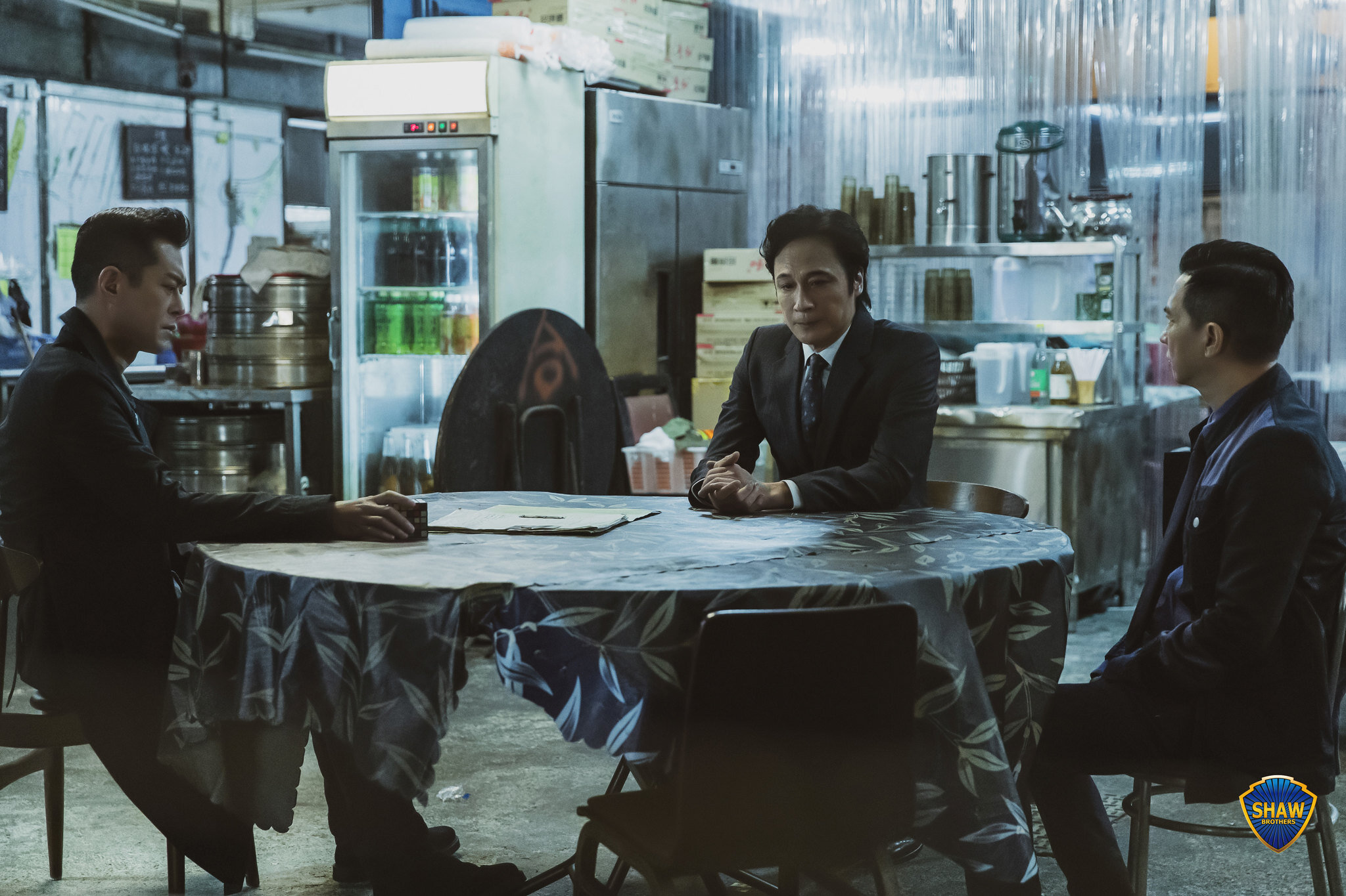 Louis Koo, Zhi-zhong Huang e Nick Cheung