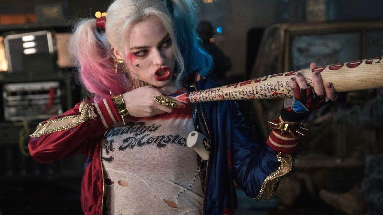 """Margot """"Harley Quinn"""" Robbie"""