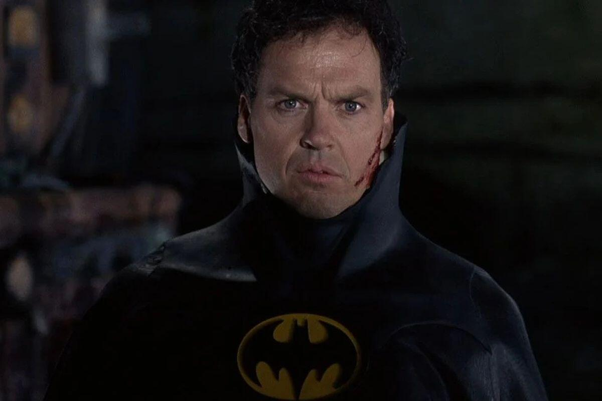 Michael Keaton ritorna a vestire il costume di Batman in The Flash