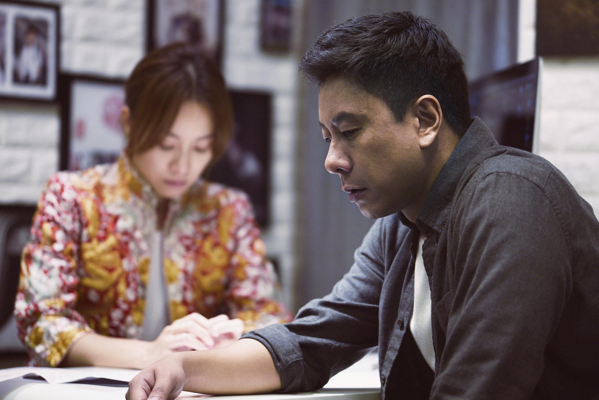 Stephy Tang e Chu Pak-hong