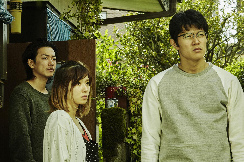 Takeru Satoh, Mayu Matsuoka e Ryôhei Suzuki