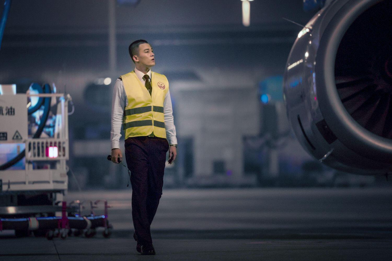 The Captain di Andrew Lau