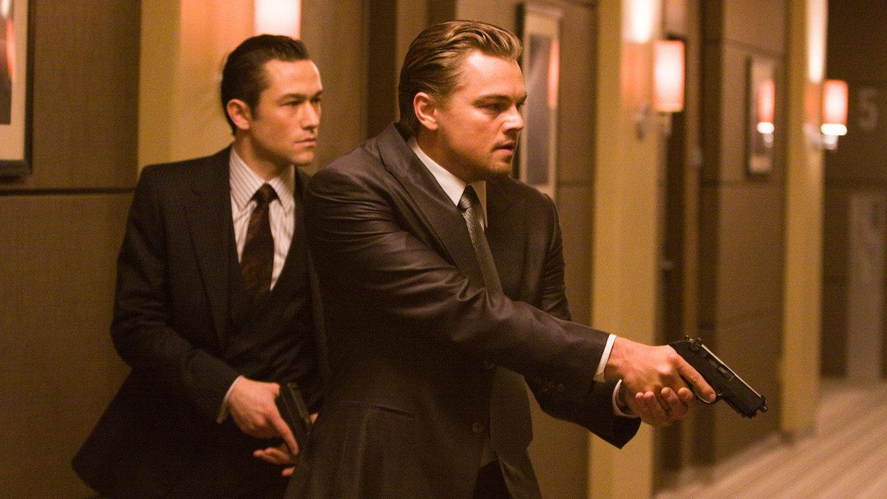 Joseph Gordon-Lewitt e Leonardo DiCaprio