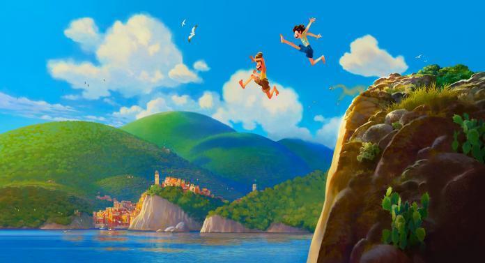Enrico Casarosa Luca Pixar