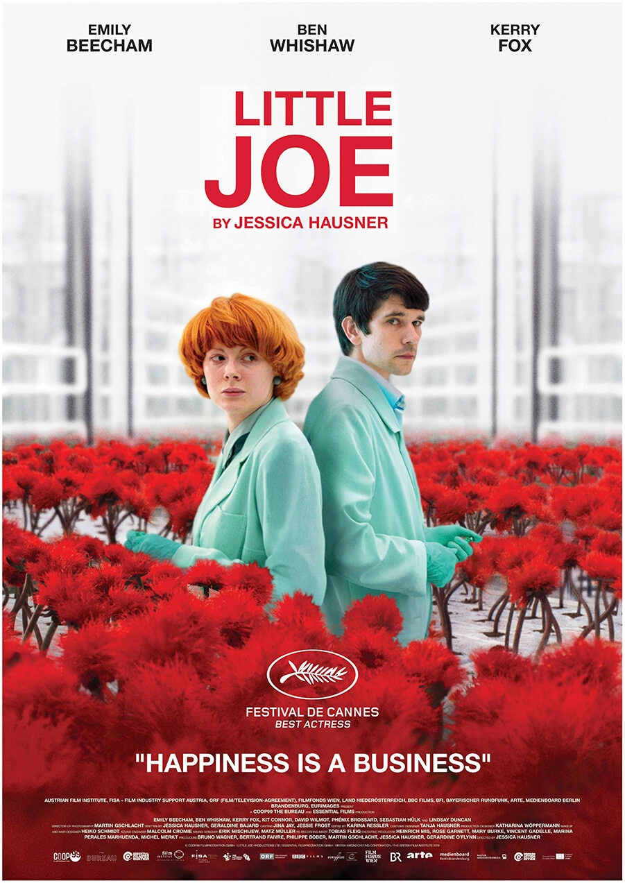 Little Joe: il poster