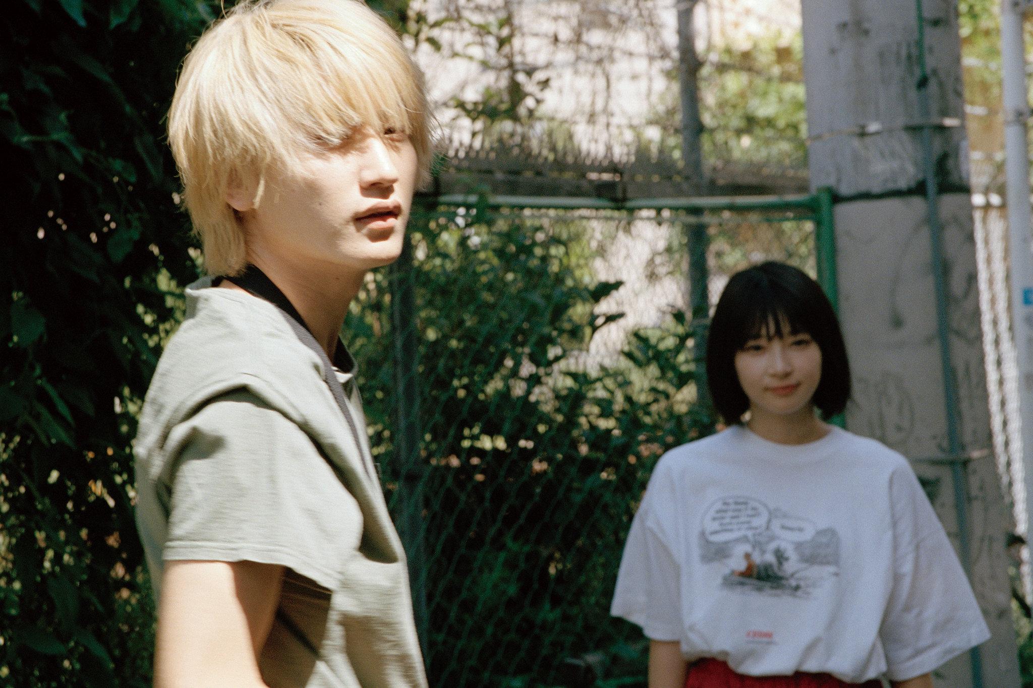 Daichi Kaneko e Ruka Ishikawa