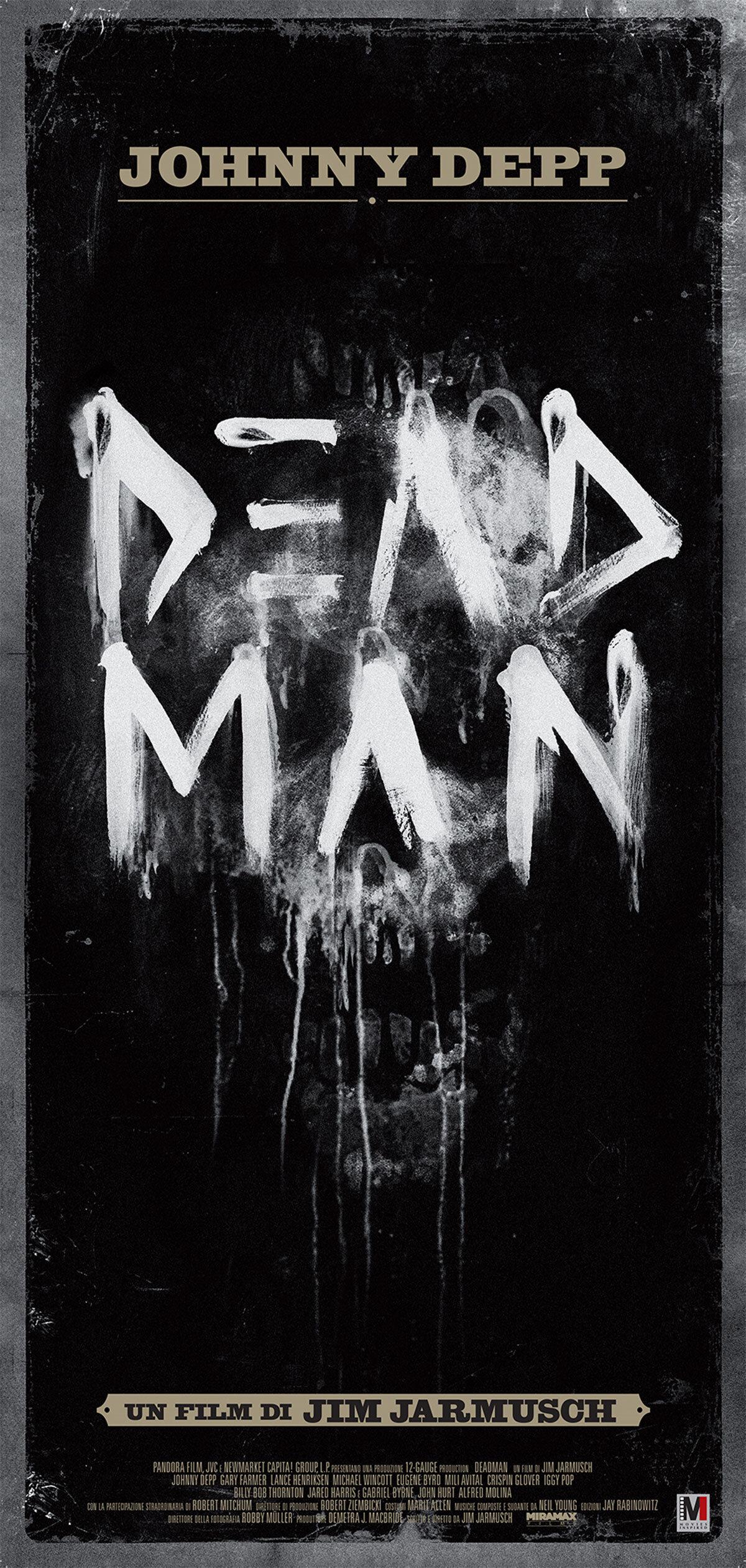 Francesco Mattina poster Dead Man