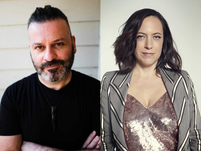 Rassegna stampa: Declan De Barra e Lauren Schmidt Hissrich