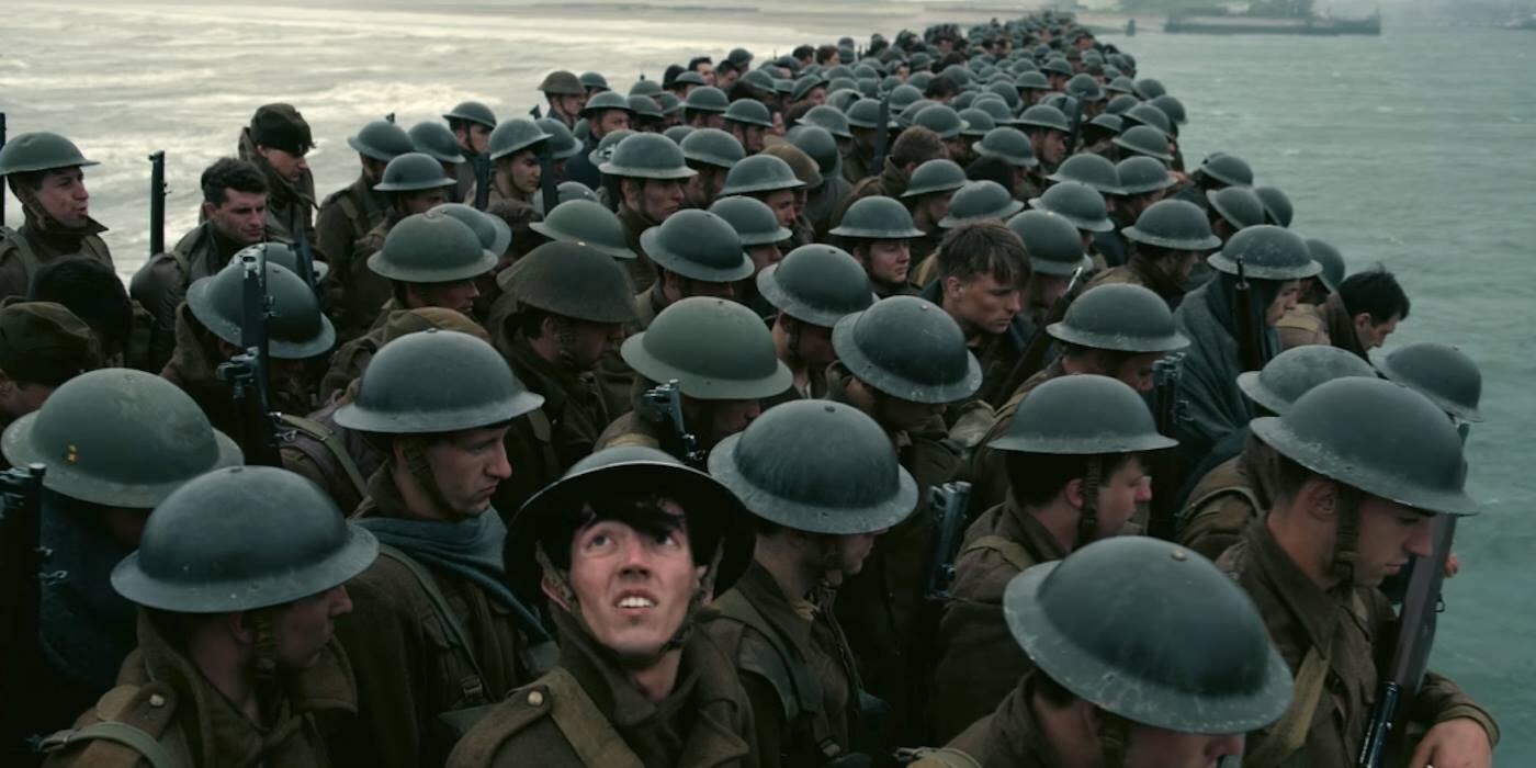 Dunkirk di Christopher Nolan
