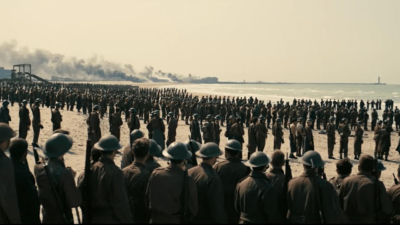 La battaglia di Dunkerque