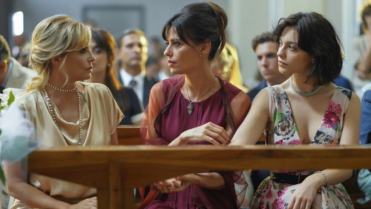 Isabella Ferrari, Claudia Pandolfi e Valentina Lodovini