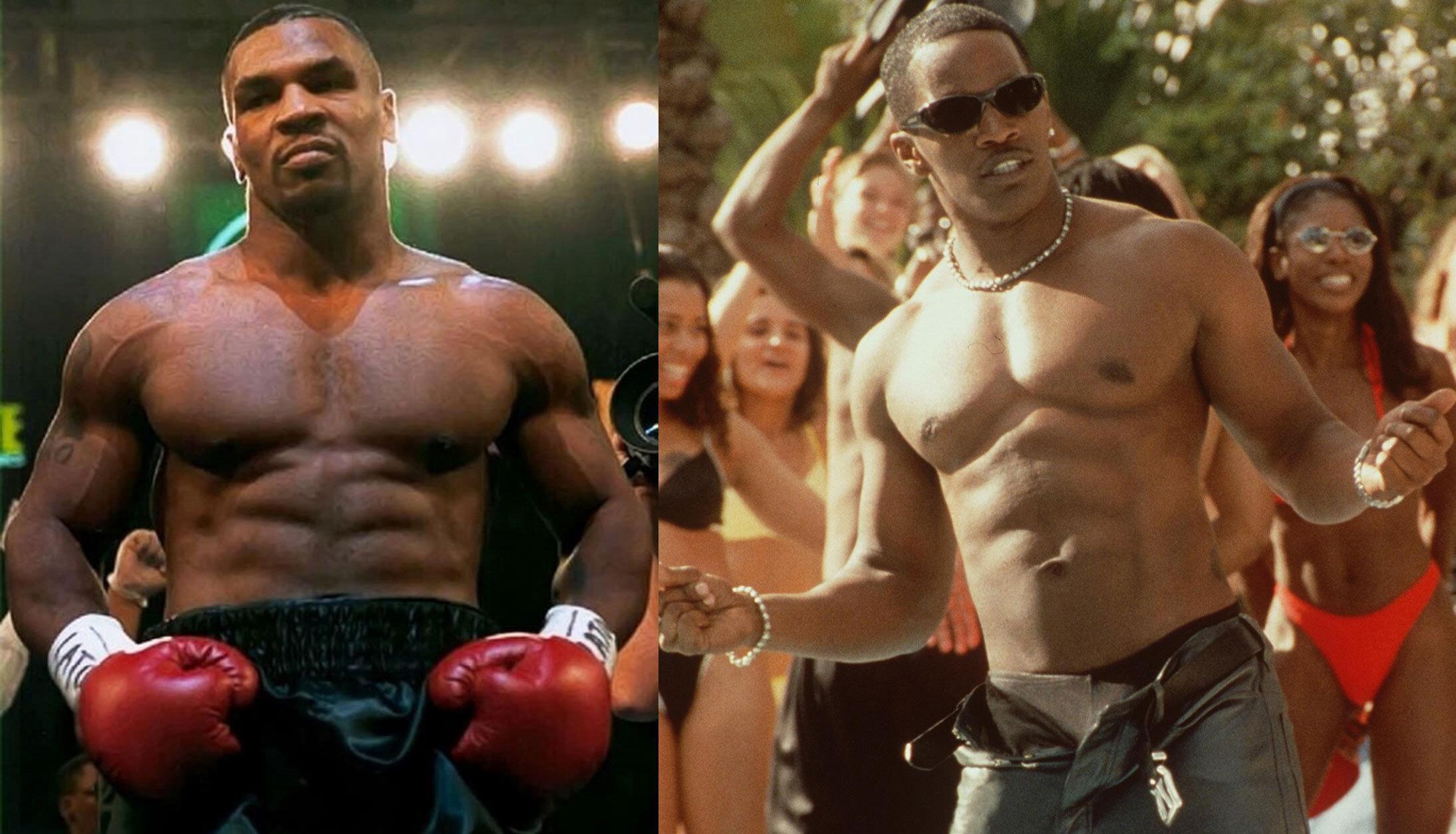 Jamie Foxx sarà Mike Tyson nella serie Tyson prodotta da Martin Scorsese