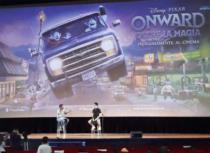 Giffoni 50: l'inaugurazione e l'anteprima Pixar di Onward