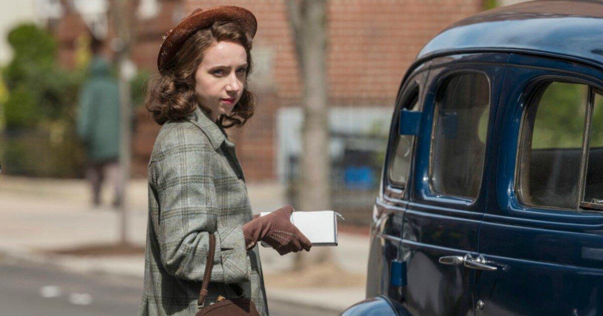Zoe Kazan in Il complotto contro l'america
