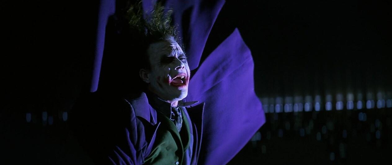 Joker di Heath Ledger