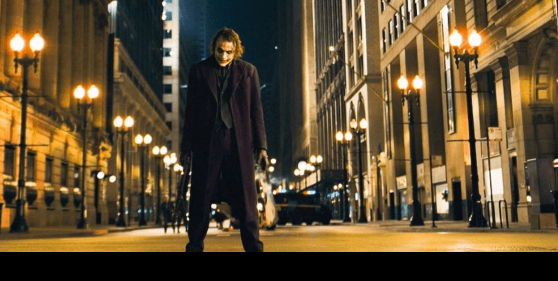 """Prendimi"" del Joker di Heath Ledger"
