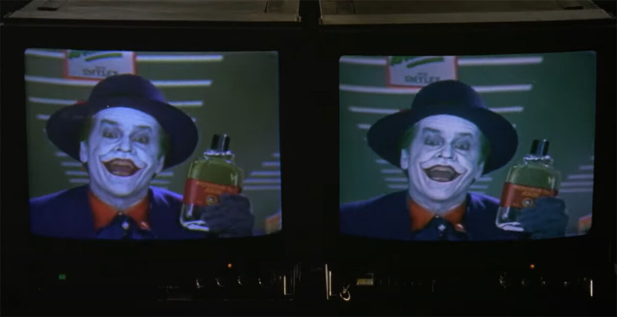 SMILEX del Joker di Jack Nicholson
