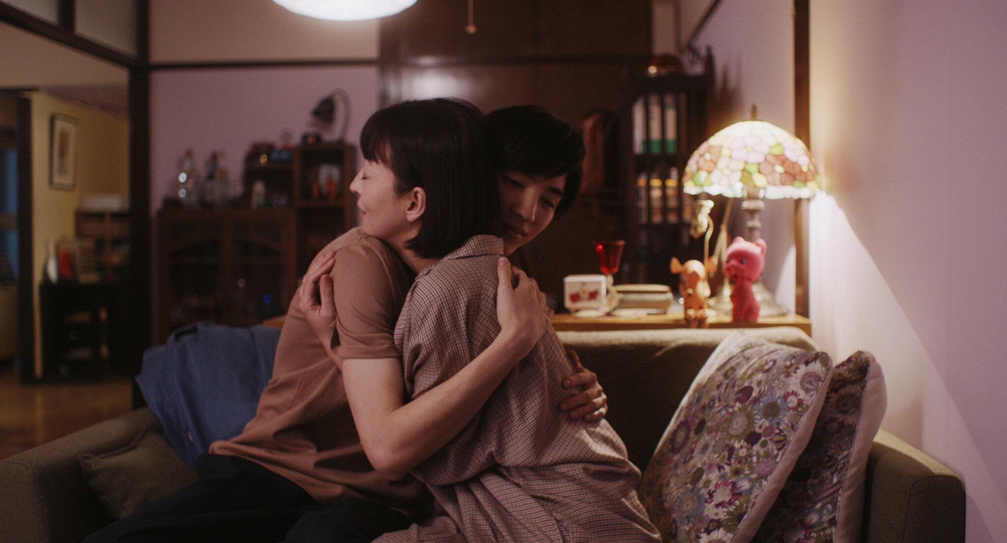 Hiroya Shimizu e Yasuko Matsuyuki