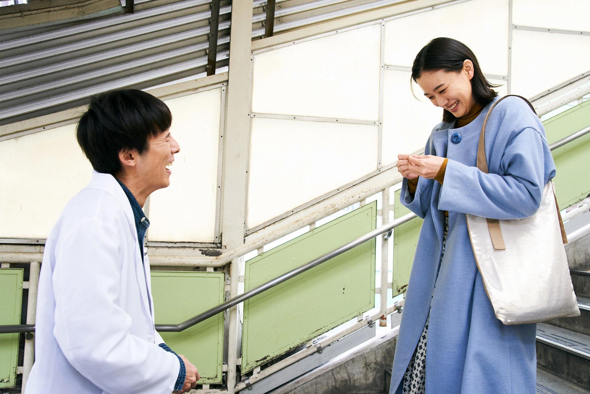 Issey Takahashi e Yū Aoi