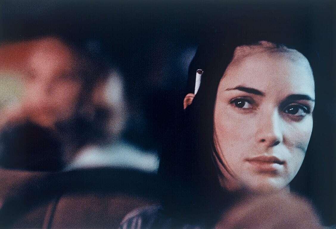 Winona Ryder in Taxisti di notte
