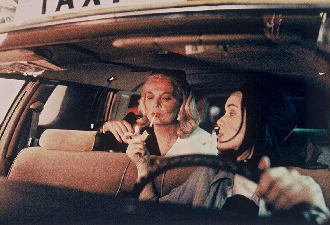 Gena Rowlands e Winona Ryder
