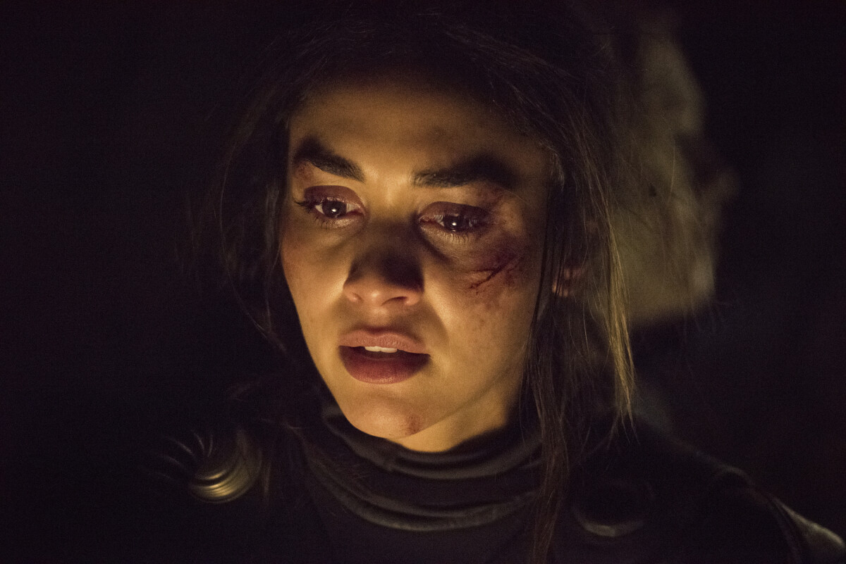 The 100 recensione stagione 7 7x6 Nakara
