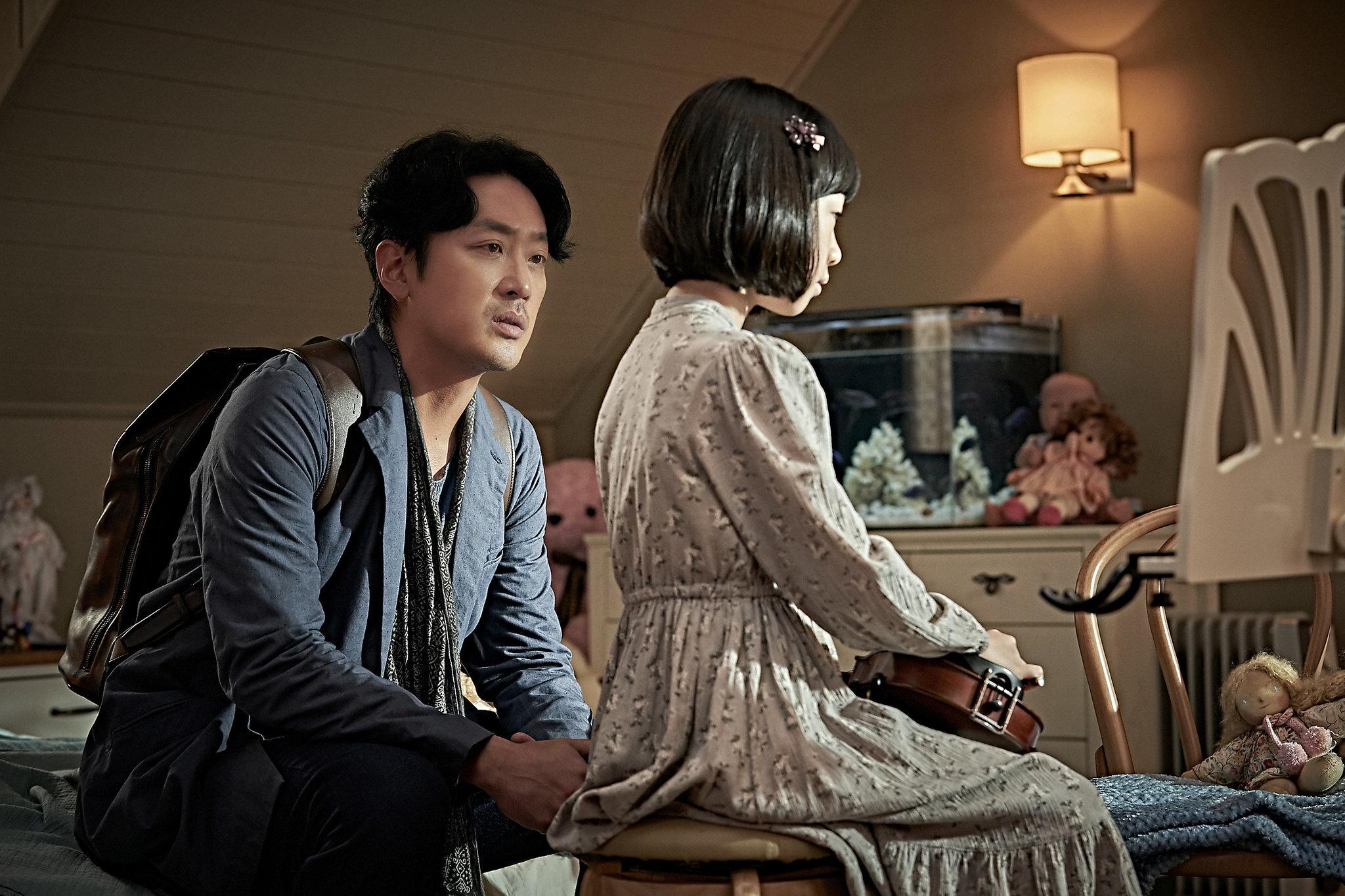 Jung-woo Ha e Yool Heo