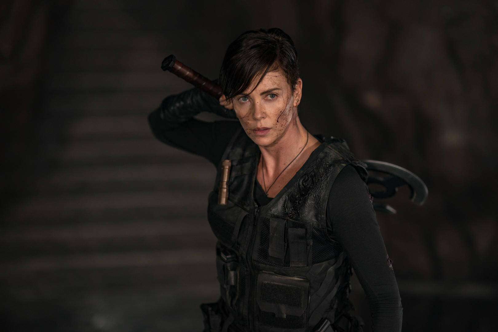 Charlize Theron protagonista di The Old Guard