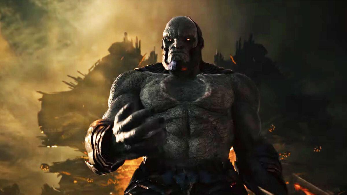 Darkseid Snyder Cut Zack Snyder's Justice League