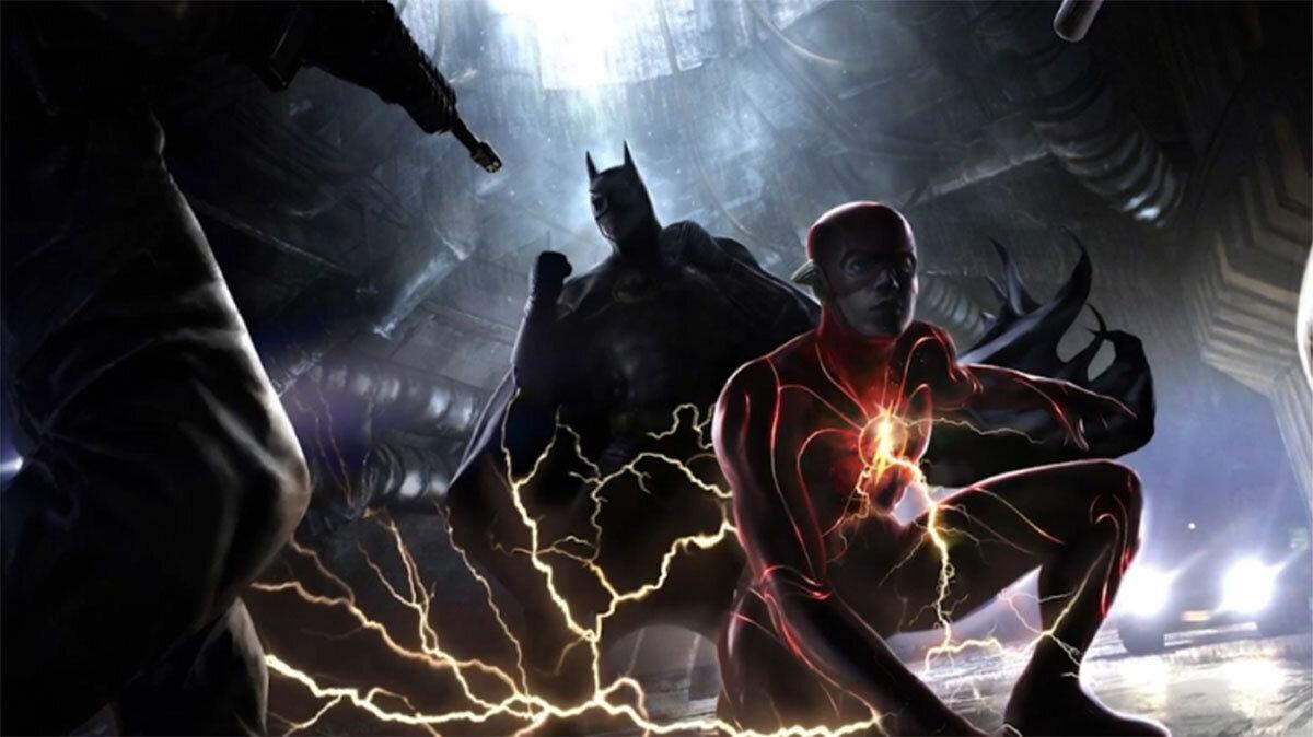 Il nuovo costume di The Flash