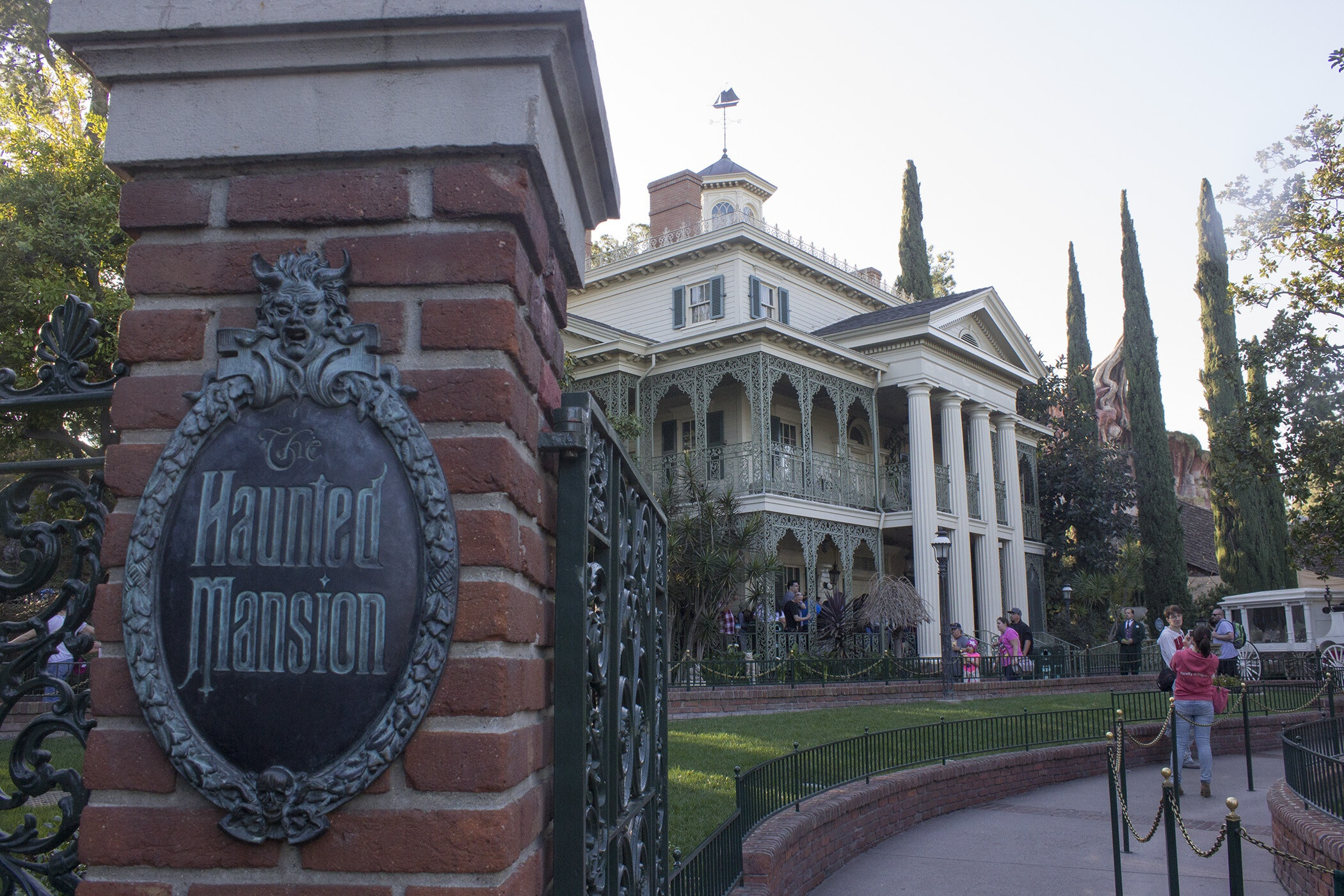 Haunted Mansion torna al cinema