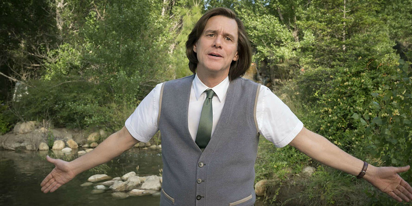 Jim Carrey è Mr. Pickles