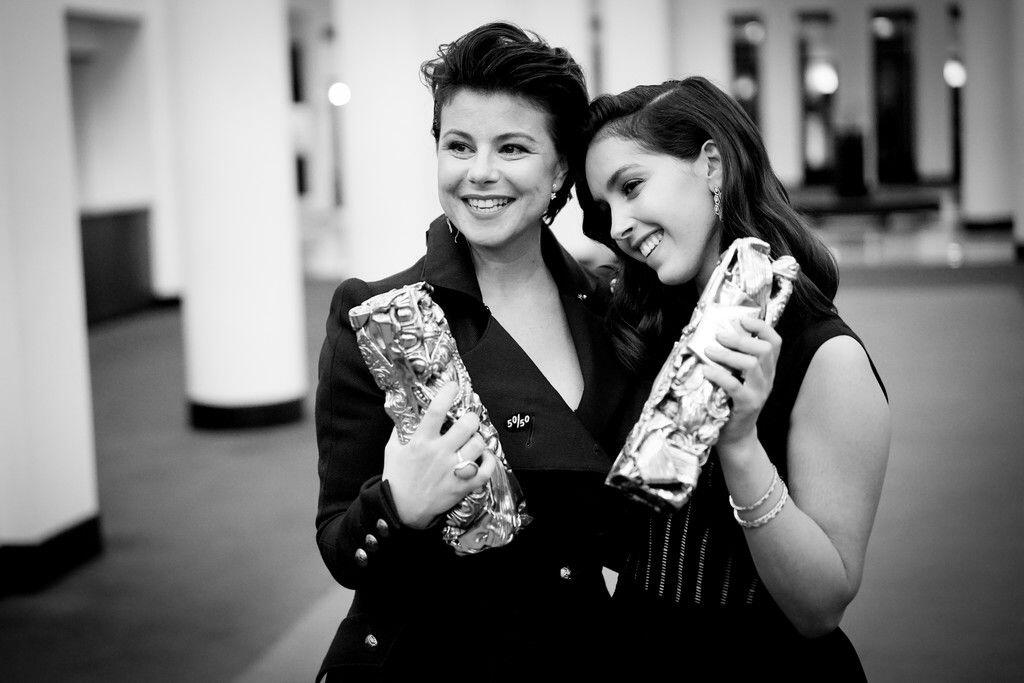 Mounia Meddour e Lyna Khoudri