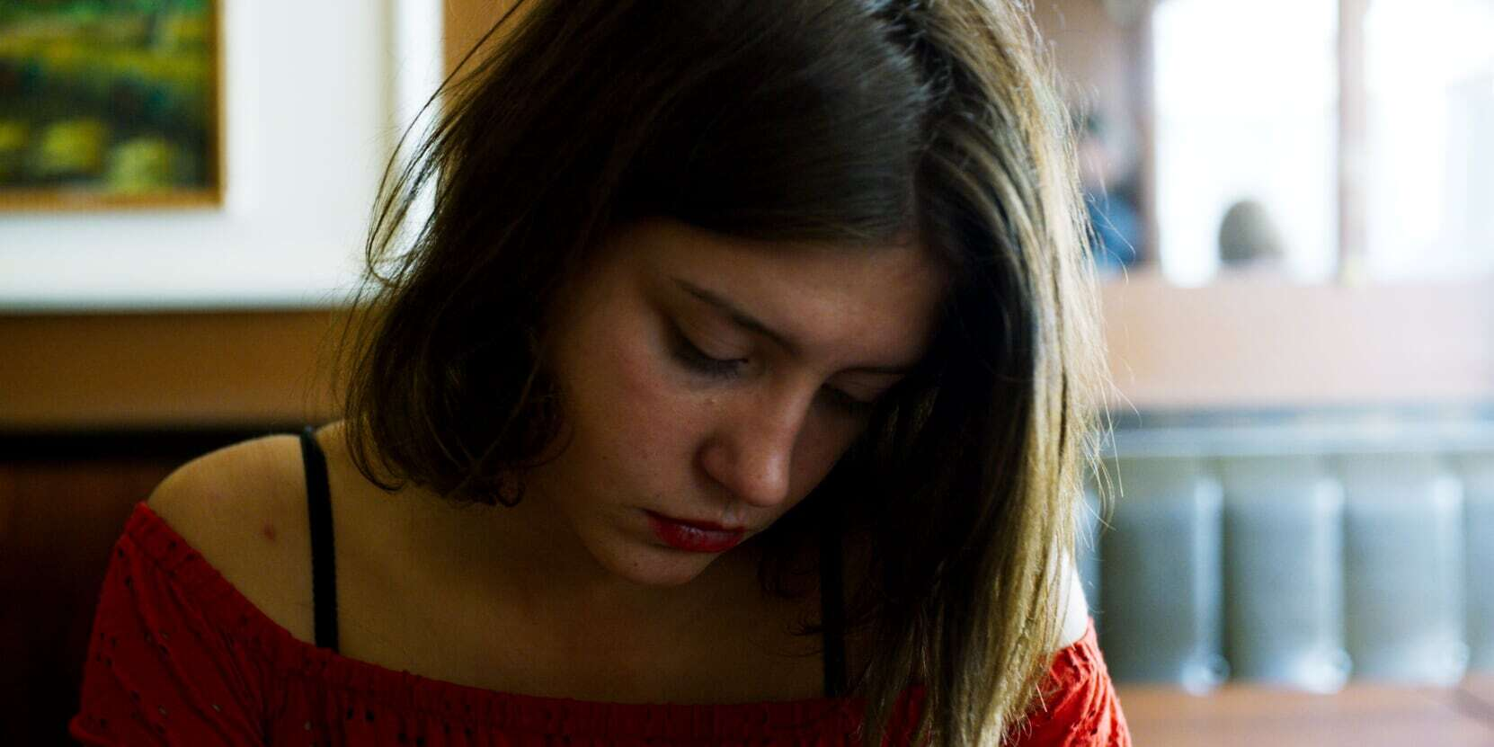 Adèle Exarchopoulos in Quattro vite