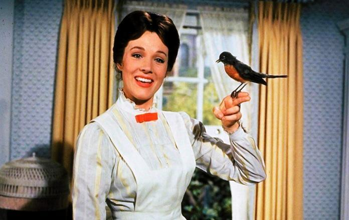 56 anni di Mary Poppins: l'anniversario del cult con Julie Andrews