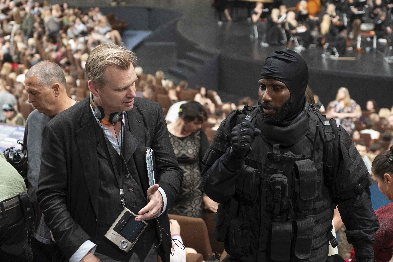 Tenet recensione film di Christopher Nolan